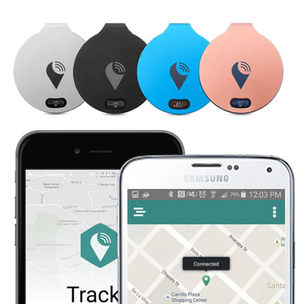 GPS【TrackR】
