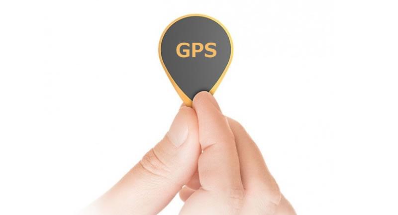 GPS小型製品が大活躍している