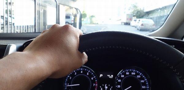GPSレンタルを嫁の車に取り付けて尾行する