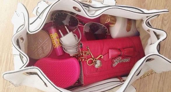 隠し場所は鞄の中